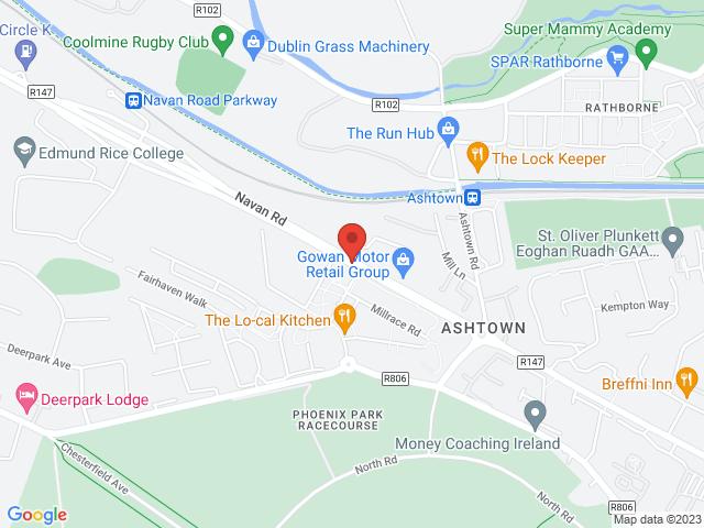 MSL Park Motors Skoda location