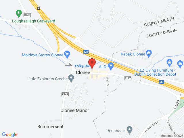 Lambe & O'Connor Car Sales location