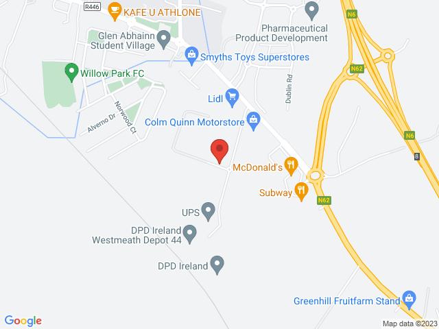 Colm Quinn Motorstore location
