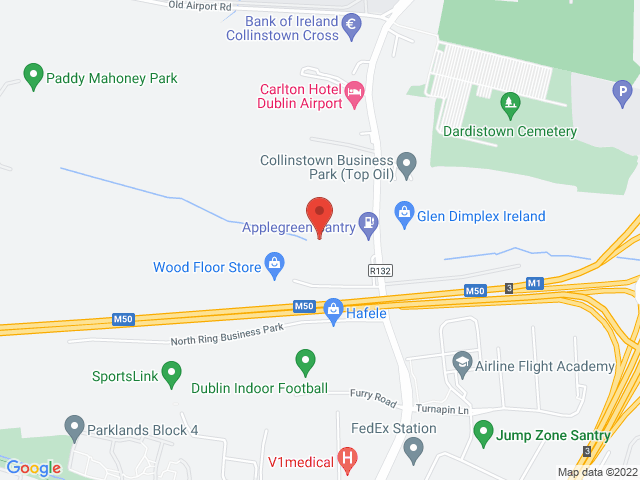 Airport Cars location
