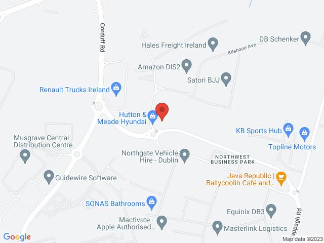 Hutton & Meade location