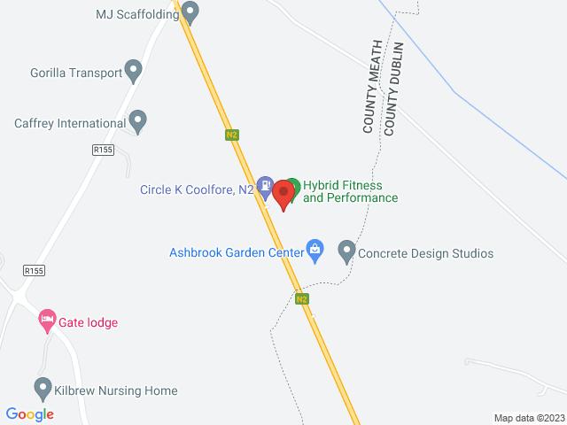 Harford Motor Co. Ltd location