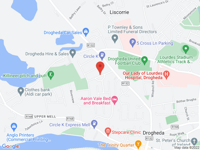 Smith's Of Drogheda location