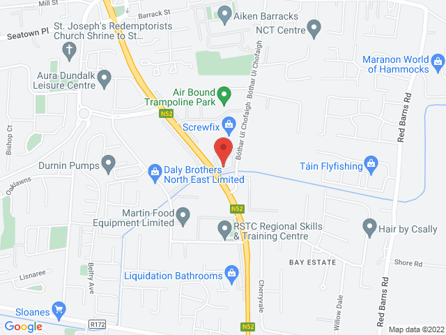 John McCabe Nissan Dundalk location