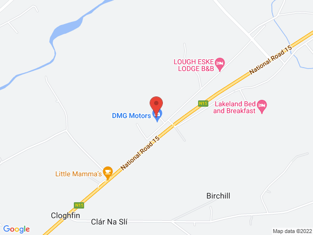 DMG Motors Ltd location