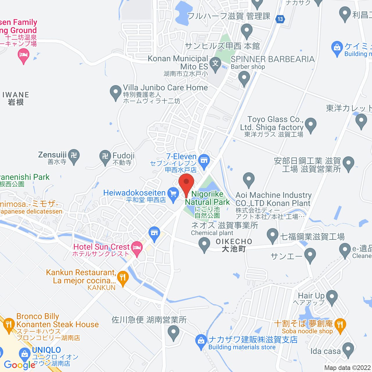 教室MAP