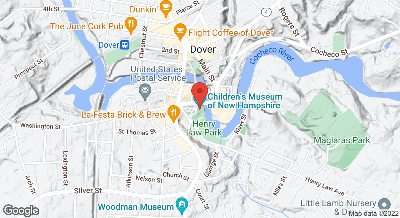 Children's Museum of New Hampshire, 6 Washington St., , Dover, NH, 03820, US,