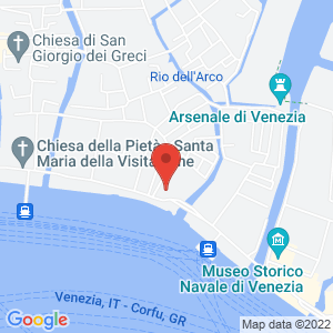 Hotel Gabrielli location