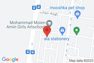 فروش آپارتمان - موقعیت در نقشه
