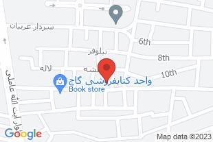 فروش آپارتمان در اصفهان - خیابان سایت - موقعیت در نقشه
