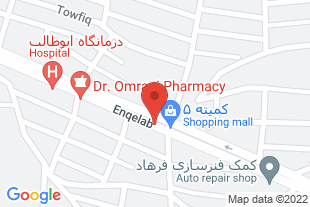 فروش مغازه - موقعیت در نقشه