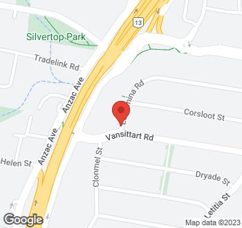 Map of 16 Thames Drive Regents Park QLD 4118