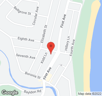 Map of 51-55 First Avenue, Sawtell 2452