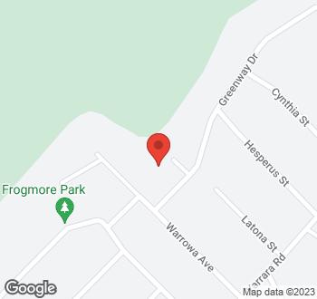 Map of 6 Par Close, Pymble, NSW