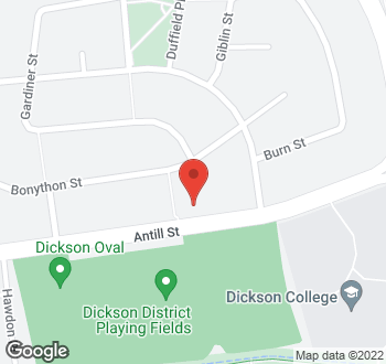 Map of 167 Antill Street, Downer, ACT
