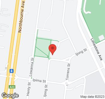 Map of 51 Ijong Street, Braddon, ACT