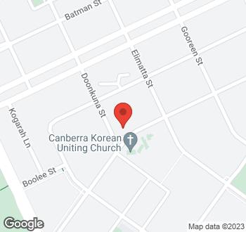 Map of 51 Coranderrk Street, Reid, ACT