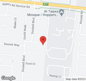 Map of 12 Nunn Avenue Truganina VIC 3029