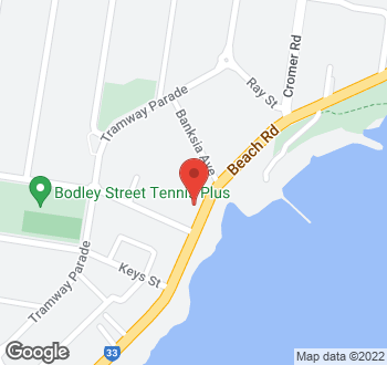 Map of 474 Beach Road, Beaumaris VIC 3193