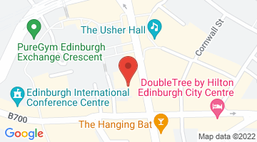 Map of Scunthorpe office