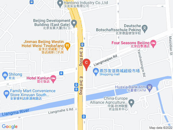 Kaplan's office address in China