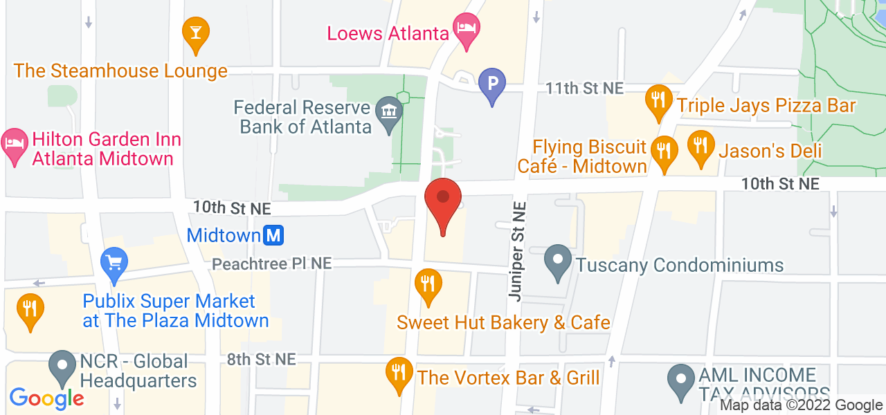 999 Peachtree Street NE, Atlanta, GA 30309