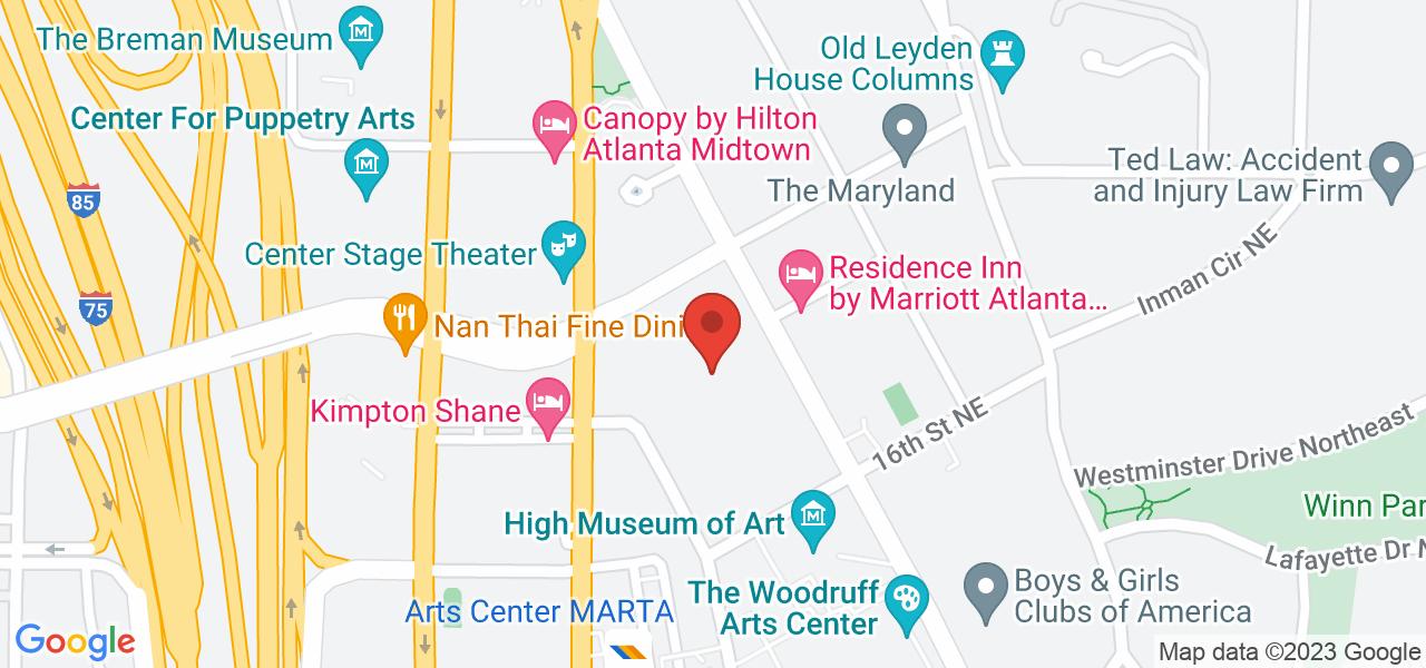 1349 W Peachtree Street, Atlanta, GA 30309