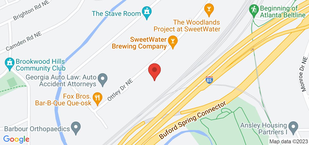 165 Ottley Drive Atlanta, Georgia