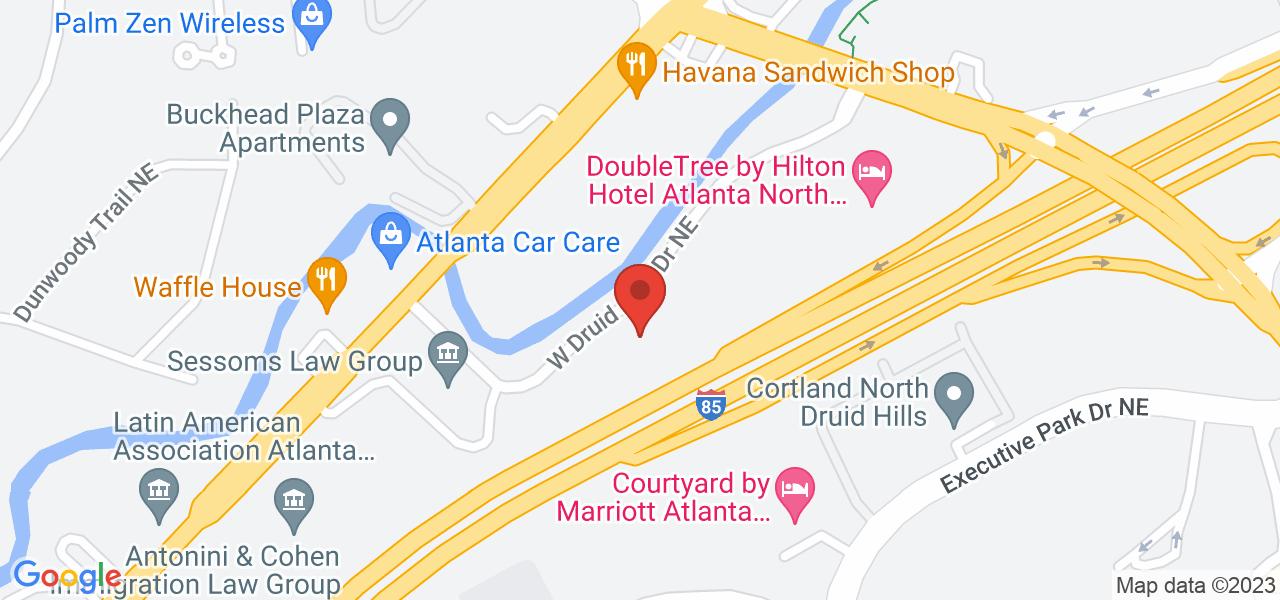 1190 W Druid Hills Drive, Atlanta, GA 30329