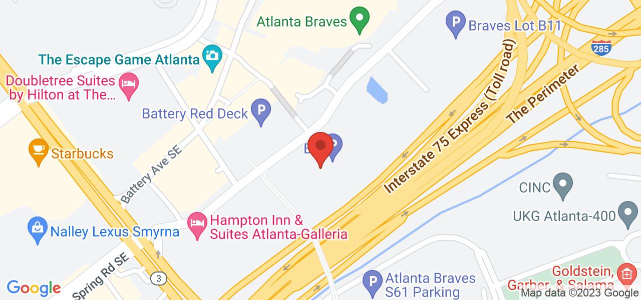 900 Circle 75 Pky SE, Atlanta, GA 30009