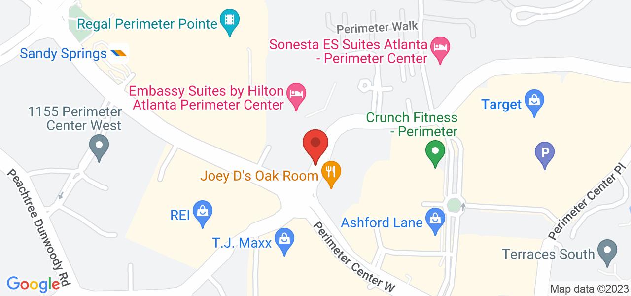 1050 Crown Pointe Parkway, Atlanta