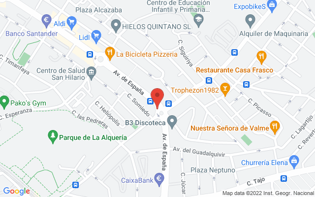INSTALACIÓN EN MAIRENA DEL ALJARAFE