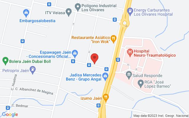 INSTALACION POLÍGONO EL FLORÍO