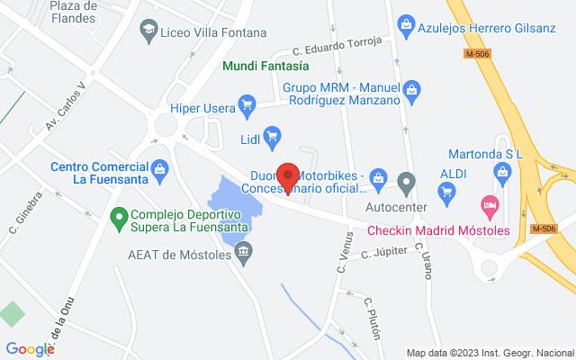Instalaciones Alcorcón