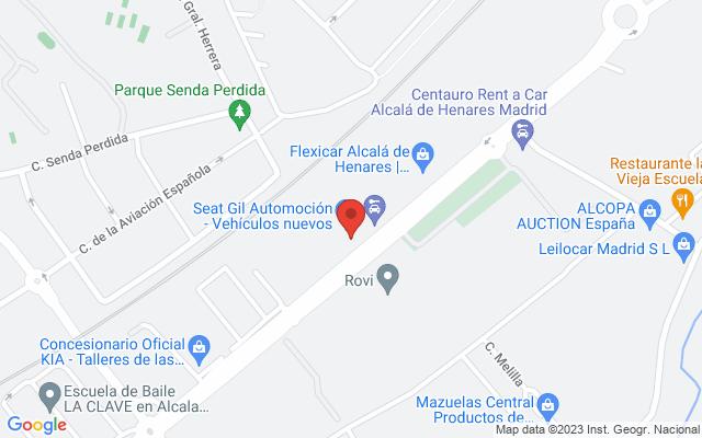 Instalación Alcalá de Henares