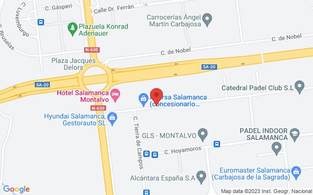 Instalaciones en Palencia