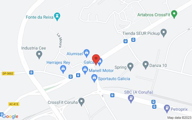 Instalación - Santiago de Compostela