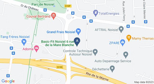 Centre de Test psychotechnique au 6 Rue de la Mare Blanche, 77186 Noisiel