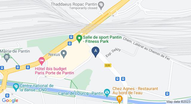 Centre de Test psychotechnique au 41 Rue Delizy, 93500 Pantin