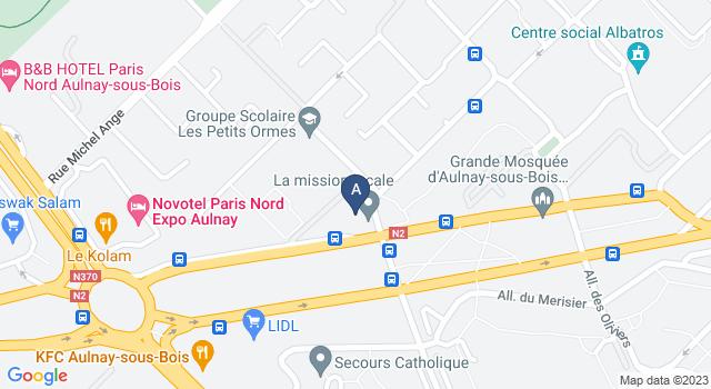 Centre de Test psychotechnique au 1 Rue Auguste Renoir, 93600 Aulnay-sous-Bois