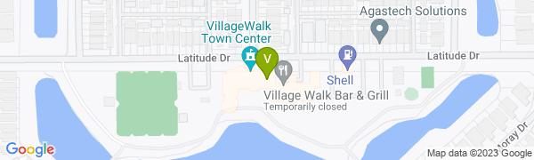 map for Village Walk of Bonita Springs
