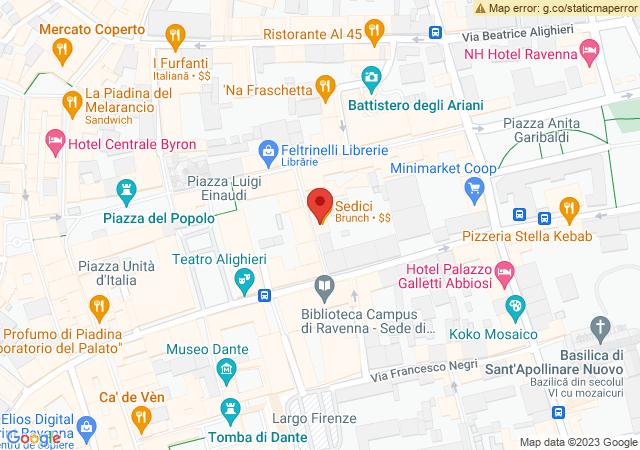 Indicații pe hartă