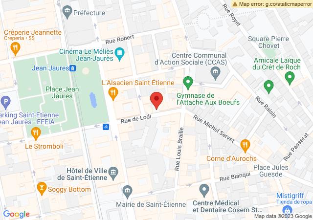 Mapa de indicaciones