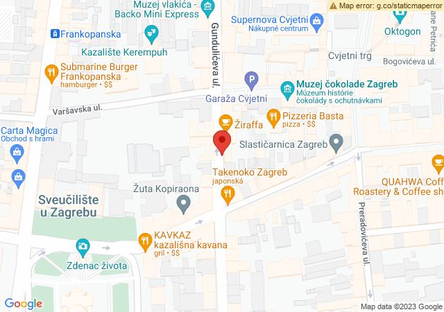 Mapa s pokynmi