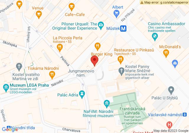 Routebeschrijving en kaart