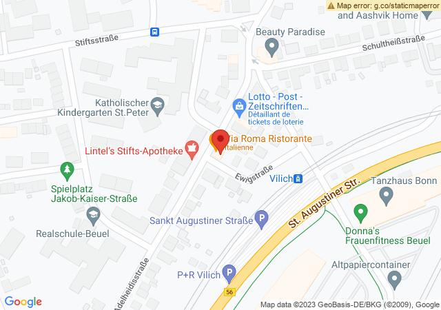 Carte des directions