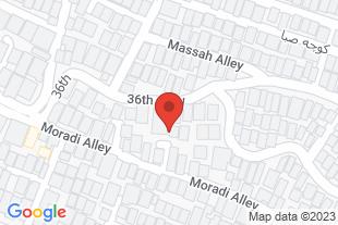فروش آپارتمان 62 متری - 22 بهمن اصفهان - موقعیت در نقشه