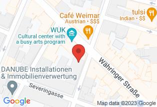 Google map [48.2230229,16.3515626]