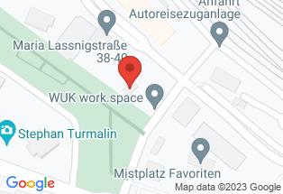 Google map [Eva-Zilcher-Gasse+2,+1100+Wien]