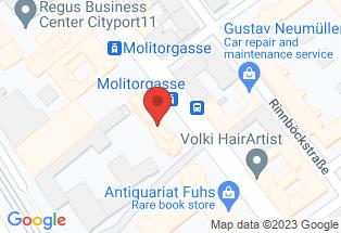 Google map [Selbstvertretungszentrum+Wien]